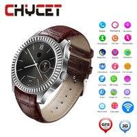 Новый № 1 D7 Смарт часы Android 4,4 SIM Bluetooth 4,0 Smartwatch 500 мАч GPS WIFI 3 г сердечного ритма монитор Смарт Носимых устройств