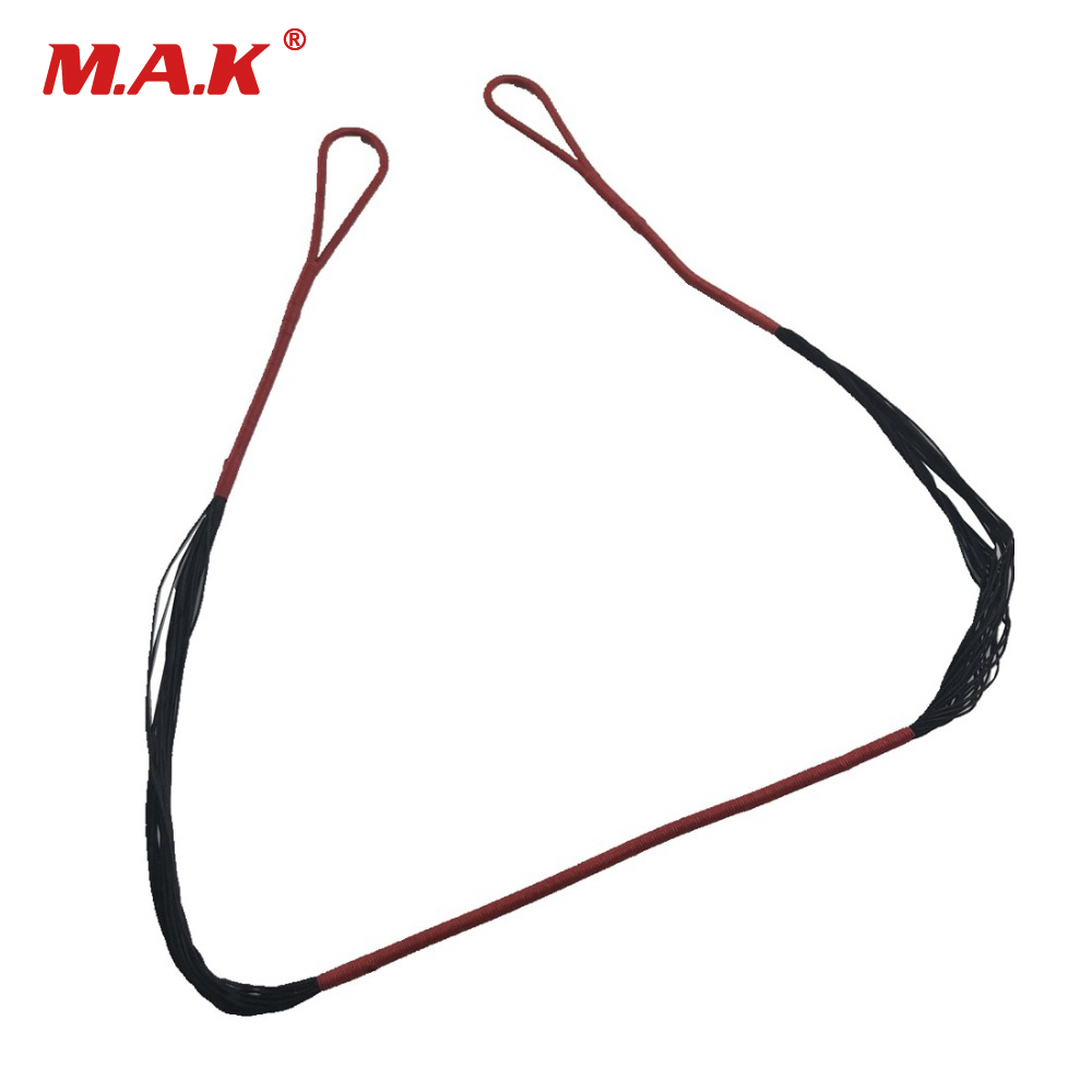 26.5 Inches Length Crossbow String Sustains Up To 175Lbs Draw Weight For CRS 004c Crossbow Hunting