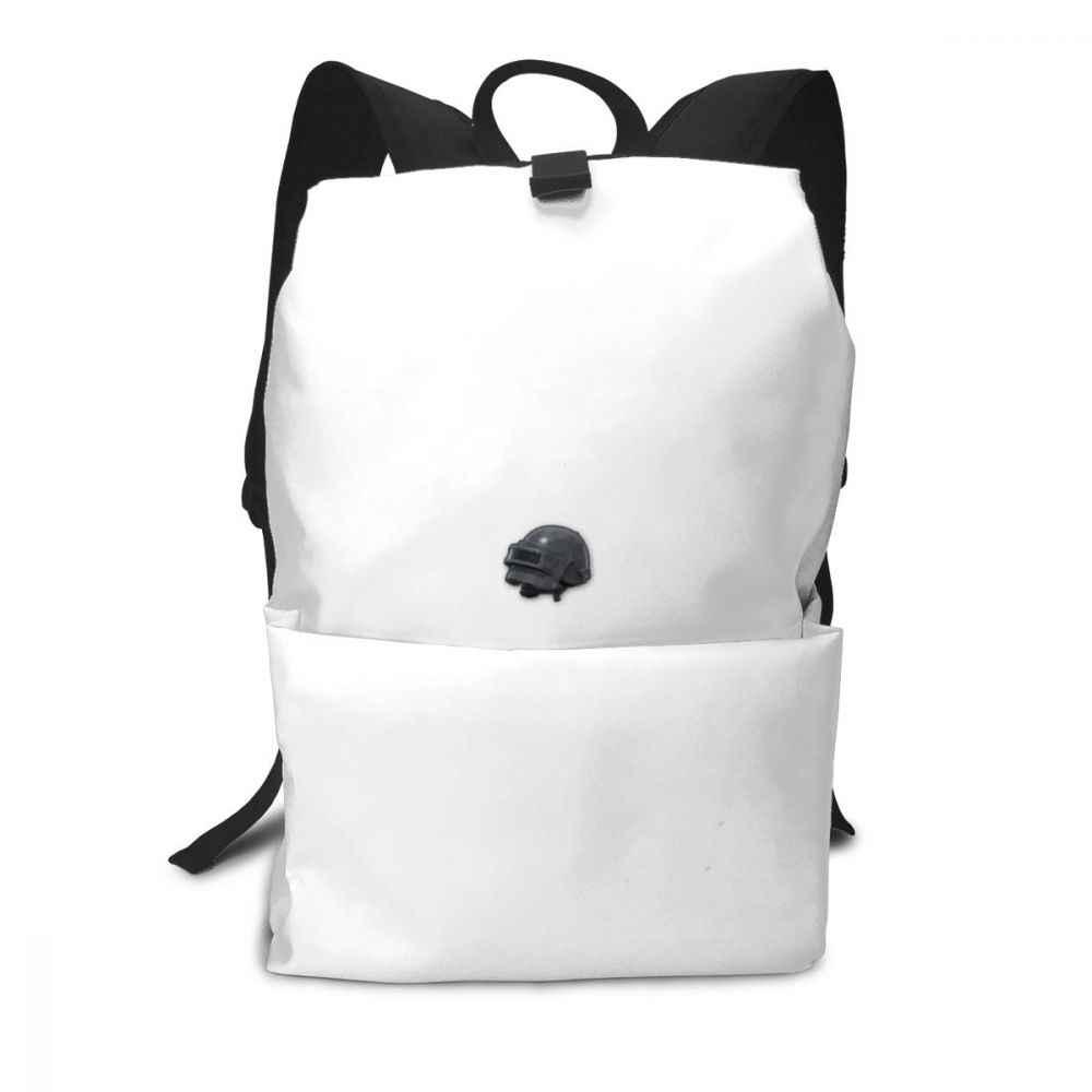 Nível 3 pubg mochila playerunknowns campos de batalha pubg paraíso mochilas masculino-feminino multi-purpose saco trending adolescente sacos