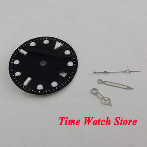 a28a68a1447 Parnis Watch fit DG2813 MIYOTA 8215 movement Dial hand