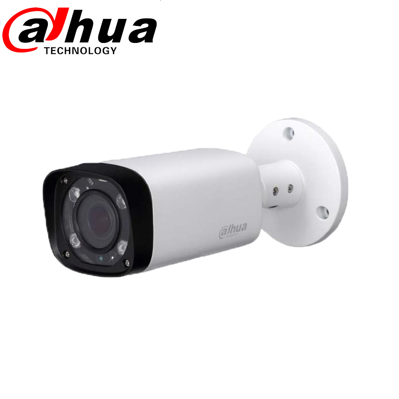 DAHUA HDCVI 1080P HAC-HFW2221R-Z-IRE6 Bullet Camera 2.7~12mm varifocal lens 2MP CMOS IR 60M motorizlens security CCTV camera media manager for psp
