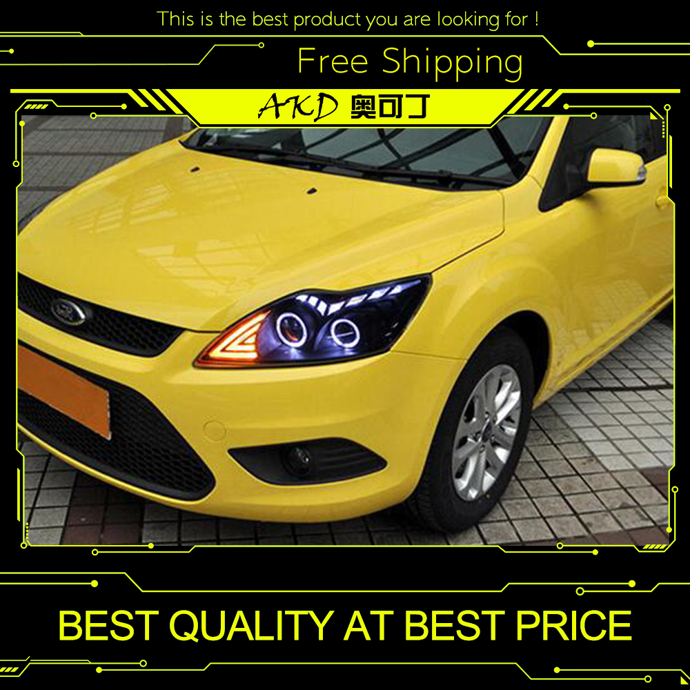 Akd Car Styling For Ford Focus Headlights 2009 2011 Focus