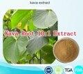 1 пакеты Высокое Качество Кава Кава Корень 10:1 Экстракт 400 мг x100capsule бесплатная доставка