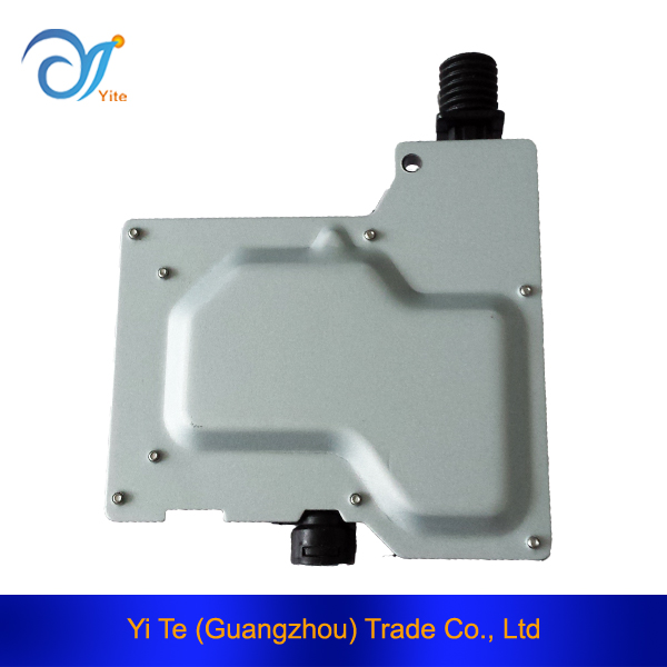 High quality damper for spt 255 print head fast shipping sei ko spt 255 damper for inkjet printer with spt 255 printhead for challenger crystal gz solvent printing machine