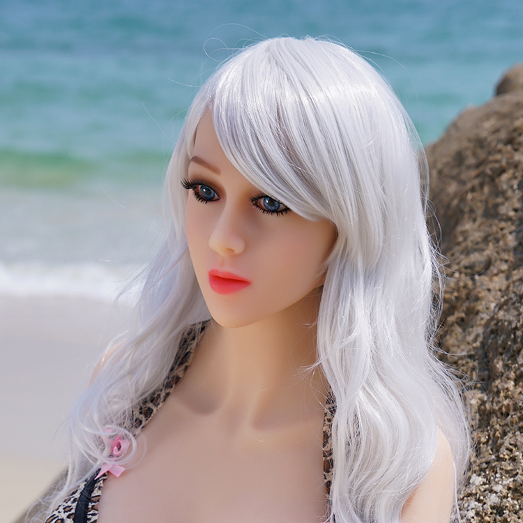 New Big Breasts Japanese Female Full Siize 158cm Silicone font b Sex b font font b