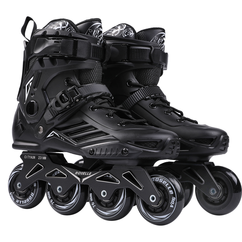 Hot DealsShoes Rollers Sneakers Speed-Skates Hockey Professional Adults Women for Inline