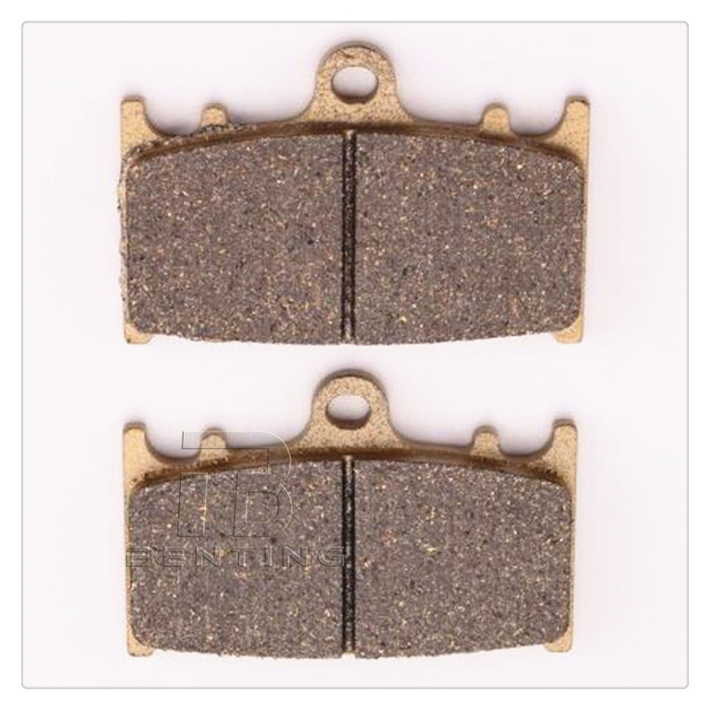 Motorcycle Front Brake Pads Brake Disks For SUZUKI GSXR 600 1997-2003 GSX 650 2008-2010 GSXR 750 2000-2003  motorcycle brake pads front disks for suzuki gsx 750 fw fx fy fk1 fk6 katana 1998 2206 motorbike parts fa231