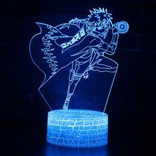 Naruto 3D Color Changing LED Night Night