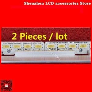 Image 2 - 4piece/lot UA40D5000PR LTJ400HM03 H LED strip BN64 01639A 2011SVS40 FHD 5K6K 2011SVS40 56K H1 1CH PV2 440mm 62LED left and right