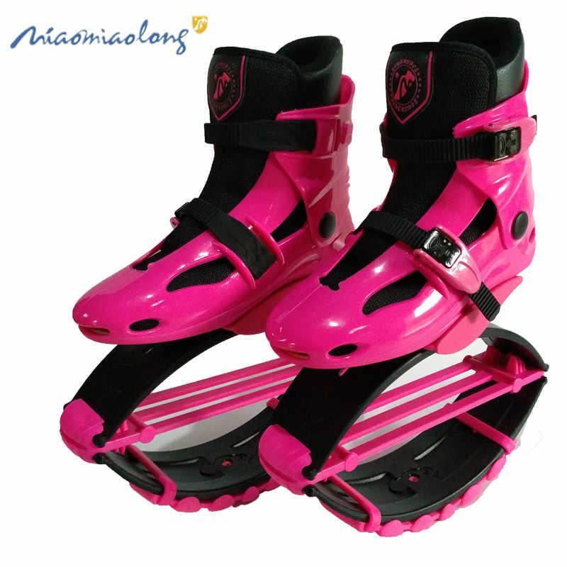 Unisex Kangaroo Shoes Jumping Boots