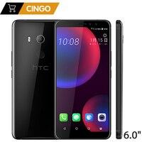 Original HTC U11 EYEs 4G LTE Mobile Phone 4GB RAM 64 GB ROM Dual SIM Snapdragon