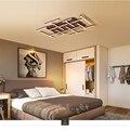Минималистичный потолочный светильник для спальни  гостиной  геометрический  для столовой  светодиодный потолочный светильник  для внутре...