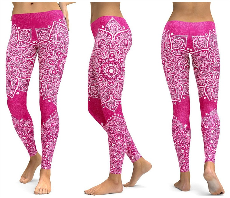 Yoga pants Women's leggings(8)