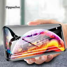 4D Screen Protector For iPhone XS Max XR X S R 10 Tempered Glass Front Cover Film Protective Apple Xsmax 2PCS