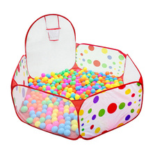 Funny gadgets Eco-Friendly Ocean Ball tent pit pool Children Shoot The BOBO (balls no inlcude ) House Toys Games