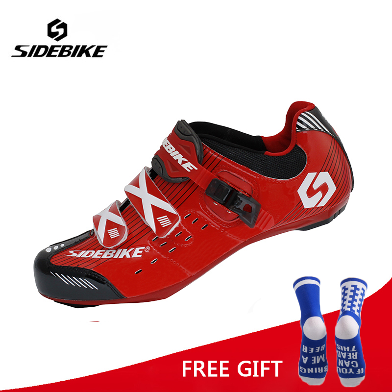 Sidebike Breathable Outdoor Athletic Cycling Shoes Road Bike Shoes Bicycle Racing Shoes Ciclismo Zapatos free shipping breathable athletic cycling shoes road bike bicycle shoes nylon tpu soles for road racing mtb eur35 39 us3 5 7