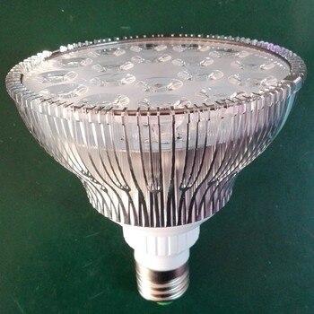 UFO led לגדול אור נקוב 18 W עבור מחסן זרוק משלוח מצרפת גננות led לגדול תאורה