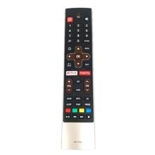 Nowy oryginalny HS 7700J dla Skyworth pilot do telewizora sterowanie głosem Netflix Google Play Fernbedienung