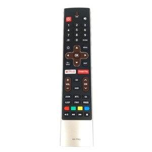 Image 1 - Nowy oryginalny HS 7700J dla Skyworth pilot do telewizora sterowanie głosem Netflix Google Play Fernbedienung