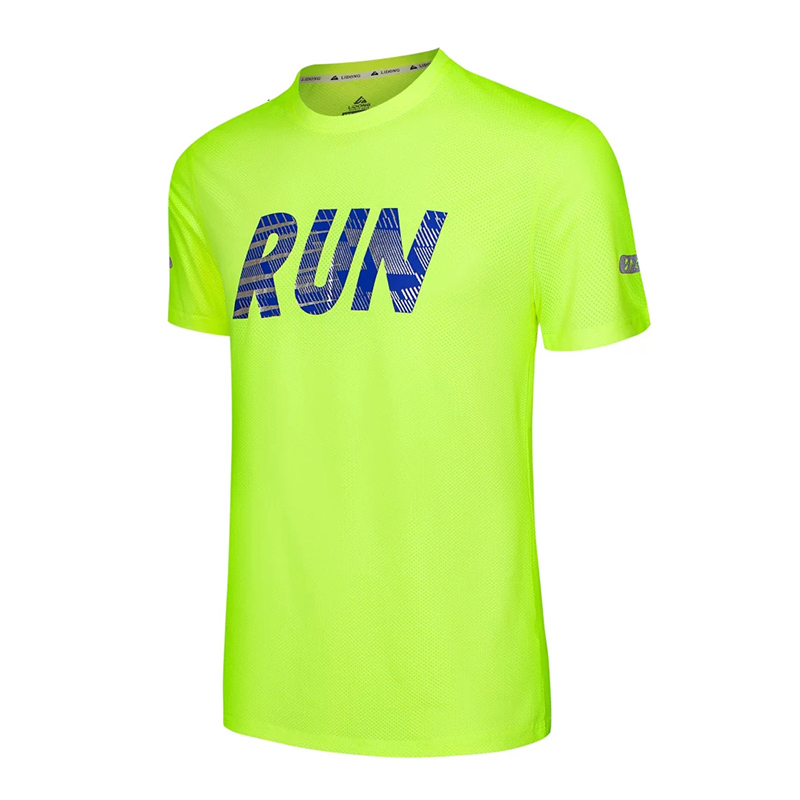 ALI shop ...  ... 32811963724 ... 2 ... Sports Survetement Men's Sportswear Active Running T Shirts Short Sleeves Quick Dry Training Shirts Men Gym Top Tee Clothing ...