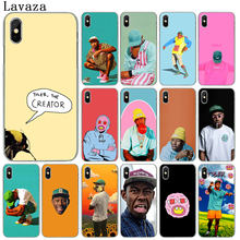 Lavaza tyler creator Pop Rap นักร้อง tyler creator สำหรับ Apple iPhone X XR XS Max 6 6 S 7 8 Plus 5 5 S SE(China)