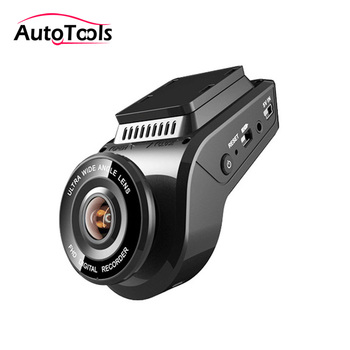 Car DVR dash Cam 2160P 4K Ultra with 1080P Rear Camera WiFi GPS Logger ADAS Dual Lens Dashcam Car DVR Night Vision image