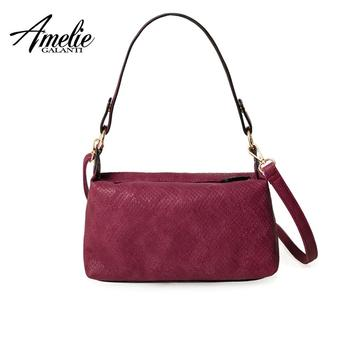 AMELIE GALANTI WEN fashion bags for women 2018 brand woman shoulder bags fashion bolsos ladies handbags crossbody bags flap Shoulder Bags