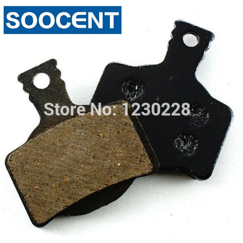 1 Pair(2 PCS) Semi Metallic Bicycle Disc Brake Pads For Magura MT8 MT6 MT4 MT2  AZ-8