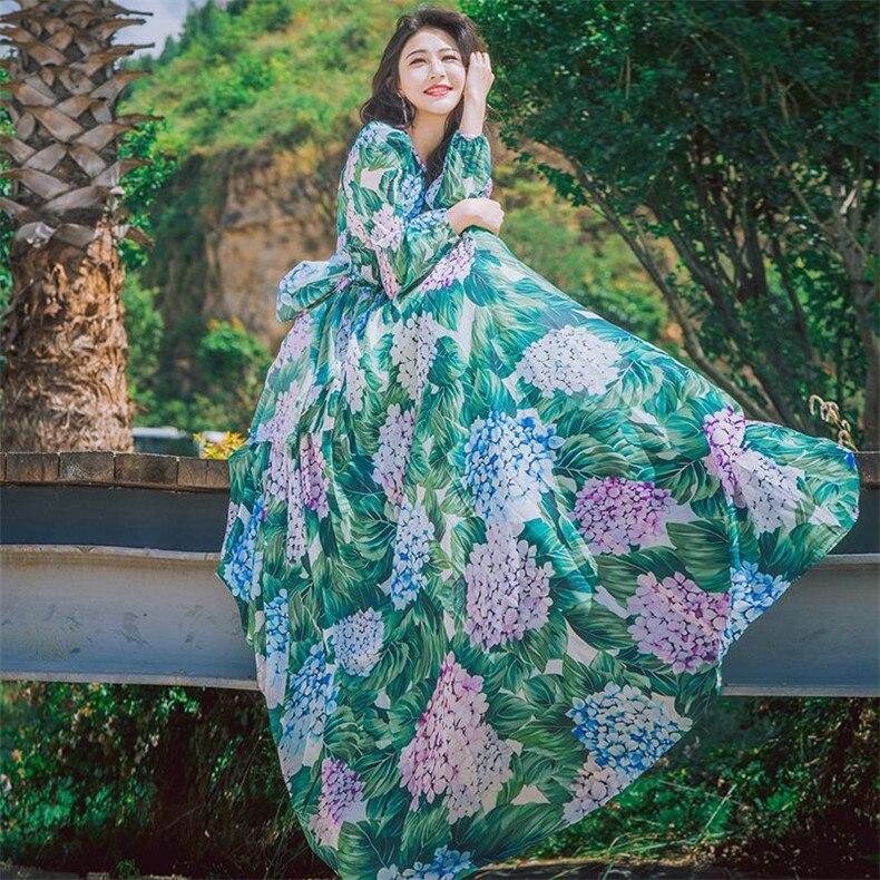 Neue Hohe Qualität Explosionen Freizeit Elegante Kleider Frauen Drucken sommer Casual Shirt Kleid-in Kleider aus Damenbekleidung bei  Gruppe 1
