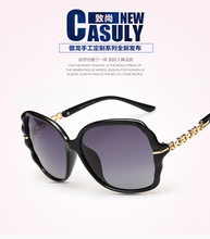 2017 Super Extra Large Frame Women Lady Girl Fashion Styrish Gafas De Sol Polarized Polaroid Polarised Uv400 Sun Glasses