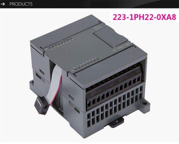 EM221 6ES7 221-1BH22-0XA0 16I//24V Digital Module Suitable Siemens S7-200 PLC