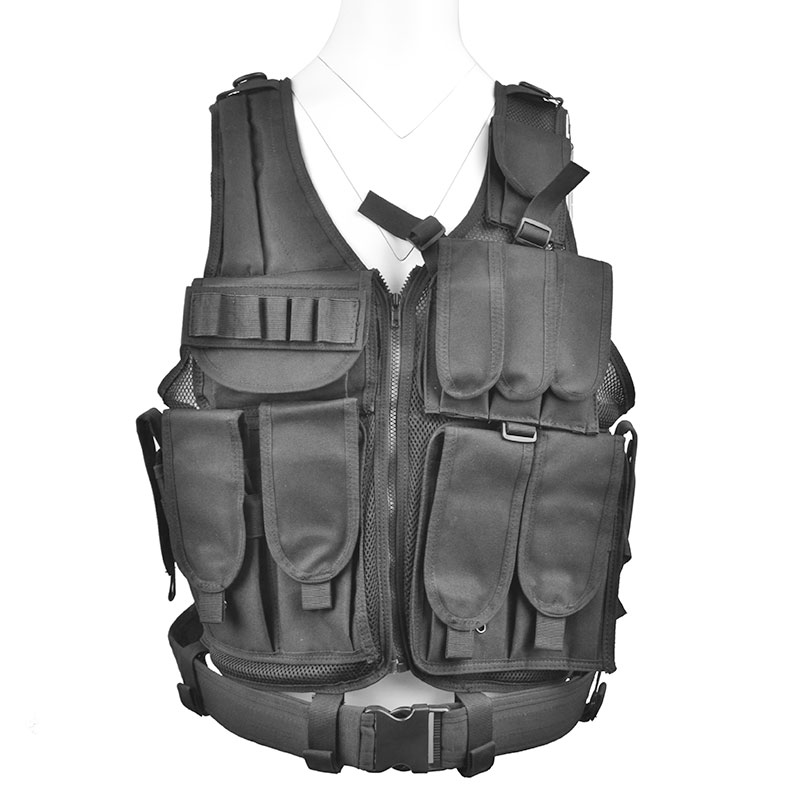 Tactical Vest Outdoor Camouflage Military Body Armor Sports Wear Hunting Vest Army Swat Molle Vest Black for Police Airsoft Hunt phalanx gear hunting tactical vest army military men s swat airsoft hunting molle paintball combat body armor outdoors black