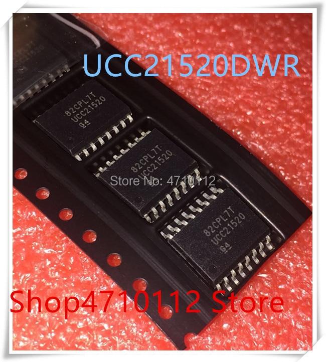 NEW 5PCS LOT UCC21520DWR UCC21520DW UCC21520 SOP 16 IC