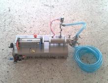 1000-5000ml Single Head Liquid Softdrink Pneumatic Filling Machine  YS-50HZ GRIND