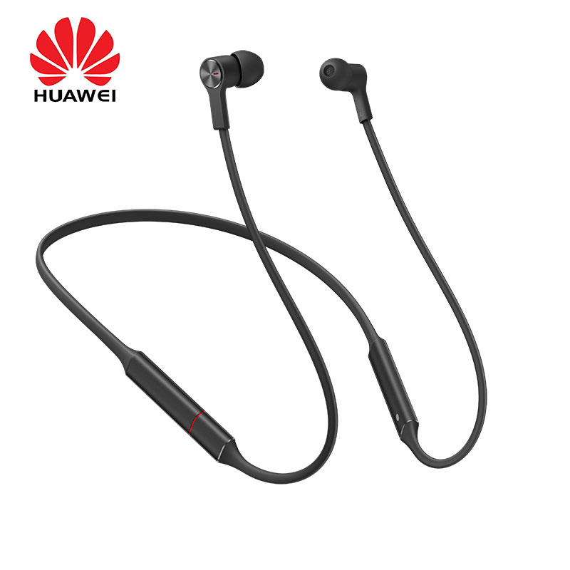 Original HiPair Huawei FreeLace Wireless Earphone Sport Bluetooth Headset IPX5 headset Magnetic Switch Fast Charging