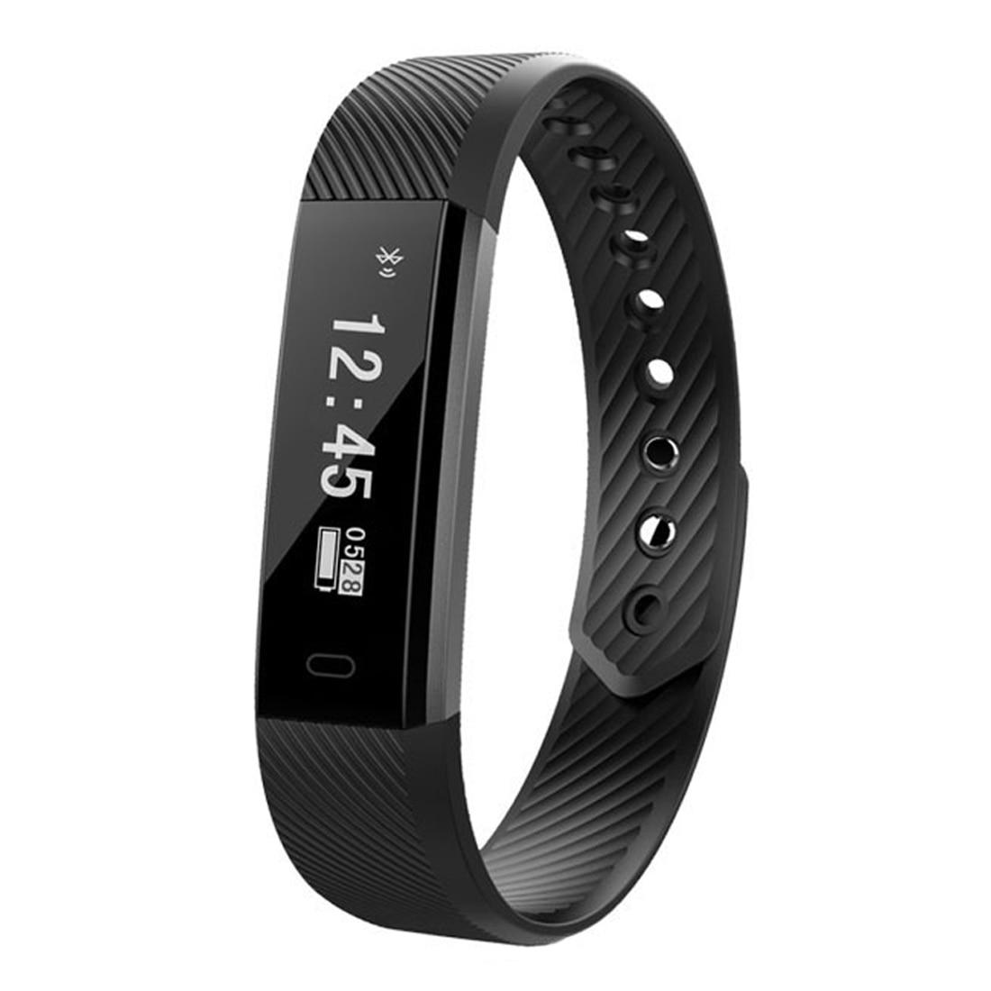 Hot Fitness Uhr Tracker Laufen Schritt Kalorien Zähler Smart Armband Aktivität Monitor Band Wecker Vibration Armband Fitnessgeräte