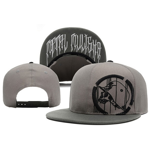 2016 Fashion Metal Mulisha Baseball Hat Best Quality Brand Snapback Cap For  Men Women Free Shipping 92cd4870ef8