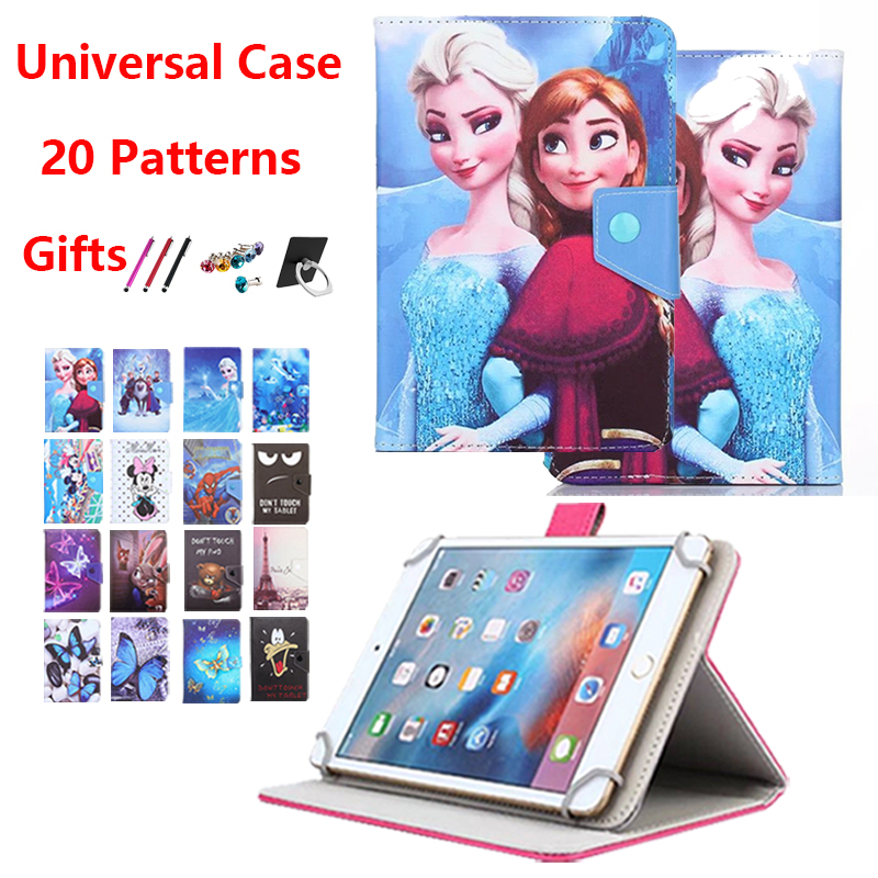 Universal Case Cover for <font><b>Digma</b></font> <font><b>Optima</b></font> 7016N/<font><b>7017N</b></font>/7018N/7010D/7011D/7013/7014S/7015E/7100R/7201/7202/7305S/7504M 3G 4G 7