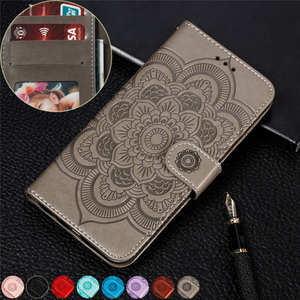 Magnetic-Book-Case Sunflower Samsung Galaxy for A8 Luxury Wallet Flip-Stand-Cover A530