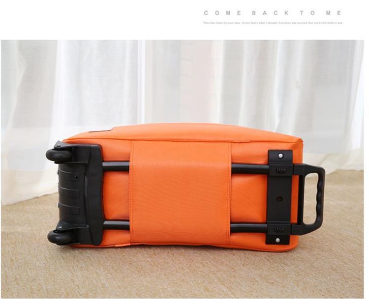 Novo saco de bagagem à prova dthick