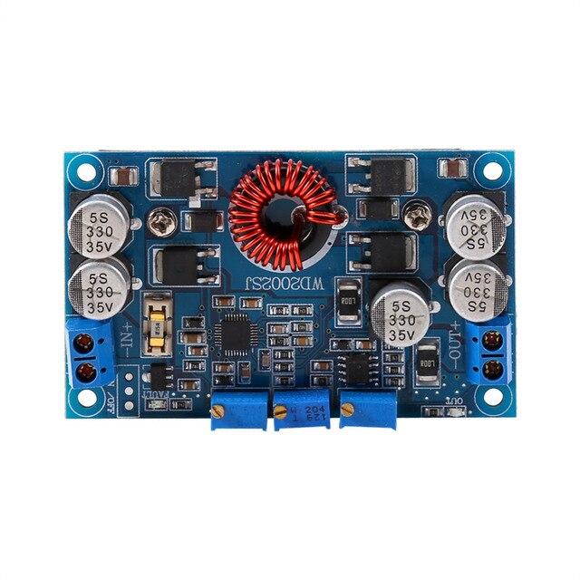 Regulator Charging Module LTC3780 DC 5-32V to 1 V-30V 10A Automatic Step Up Down Module