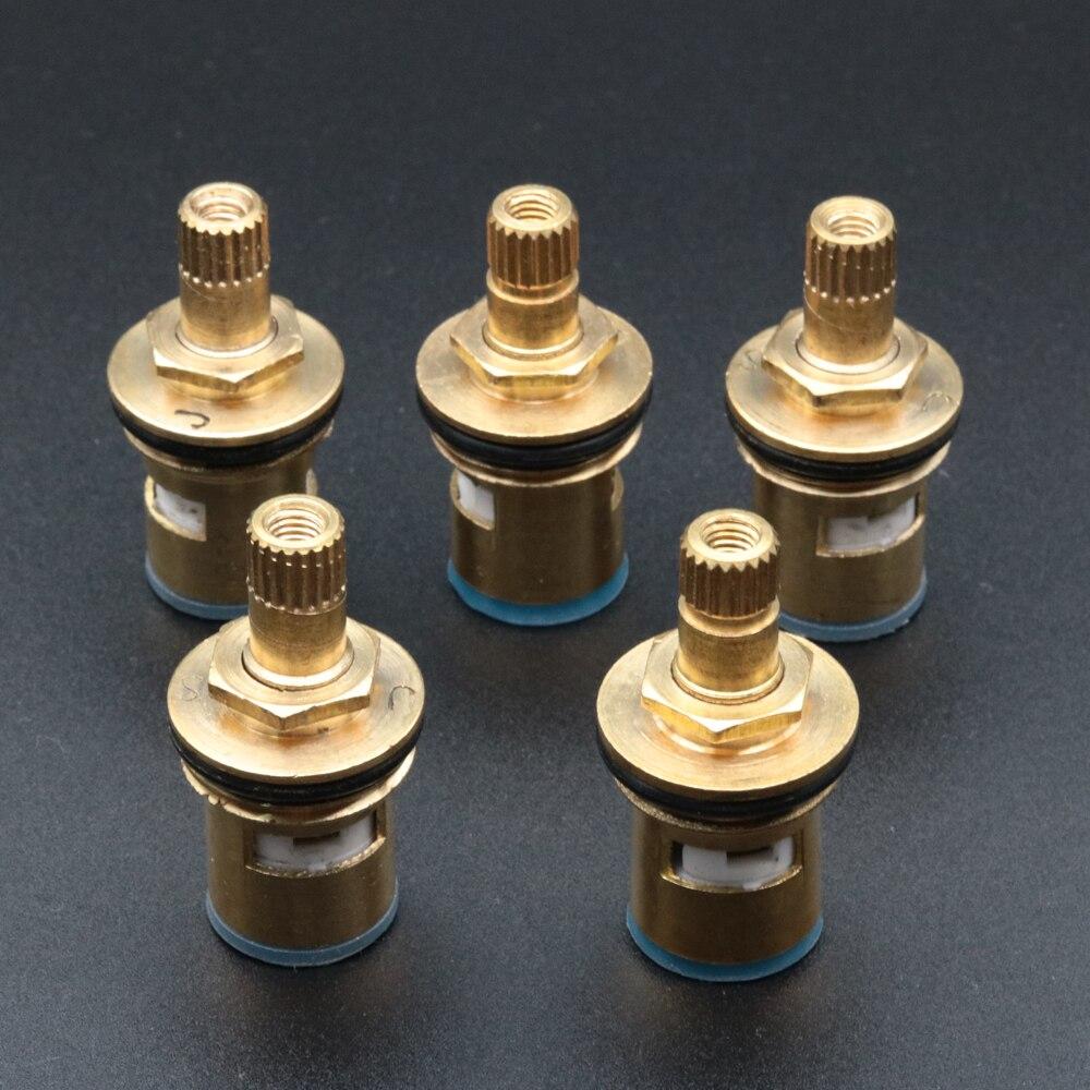 Aliexpress.com : Buy 5pcs brass ceramic cartridge faucet valve core ...