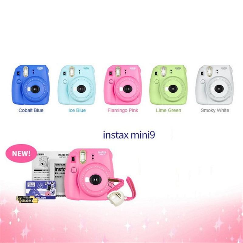 Fujifilm Instax Mini-caméra à Film instantané multicolore pour appareil Photo instantané Polaroid - 2