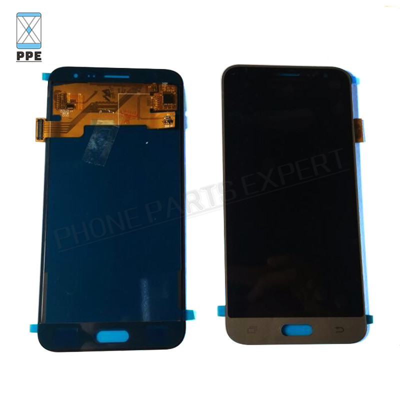 Samsung Galaxy J3 j320 LCD Display J320A J320F J320M Touch screen with digitizer Assembly black White Gold Color (3)