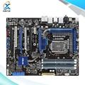Для Asus P7P55 WS Суперкомпьютер Оригинальный Используется Для Рабочего Материнская Плата Для Intel P55 LGA 1156 Для i3 i5 i7 DDR3 16 Г SATA2 USB2.0 ATX