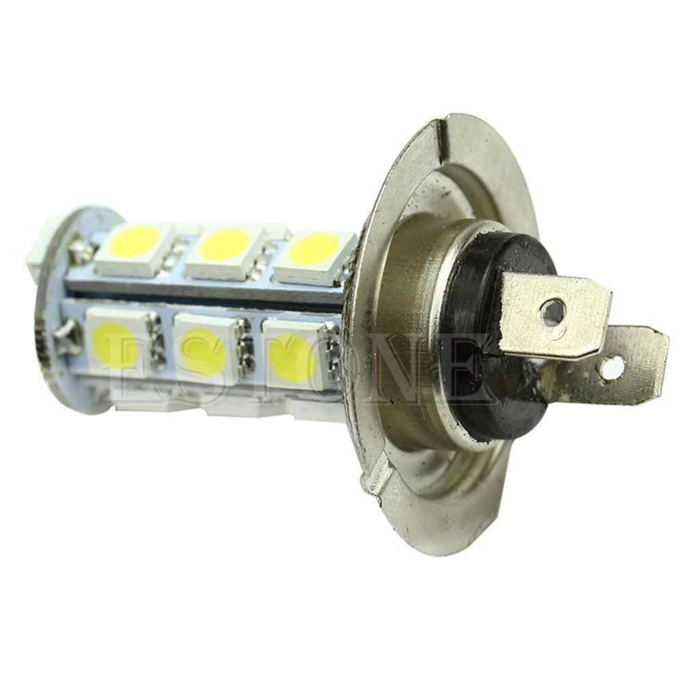 חם סופר בהיר H7 8-LED לבן רכב רכב הנורה ערפל הנהיגה אור מנורת 12V Jy22 19 dropship