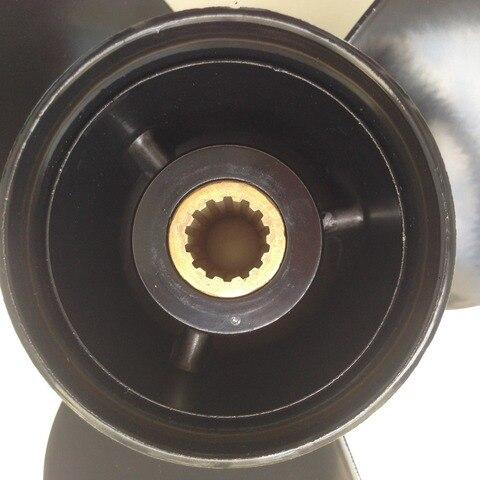 10x13 para 15hp 35hp helices de aluminio fit