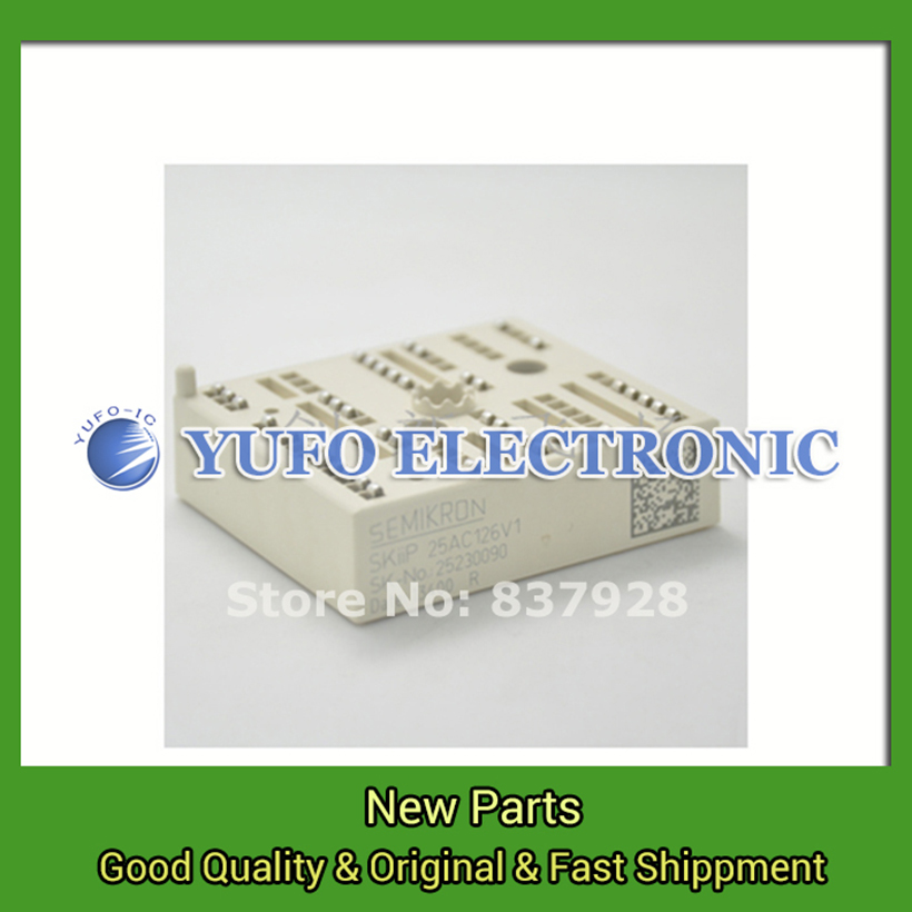 Free Shipping 1PCS SKIIP25AC126V1 new original special power su-pply Module YF0617 relay free shipping 1pcs authentic german simon kang igbt module igbt skm75gb12t4 new original authentic yf0617 relay