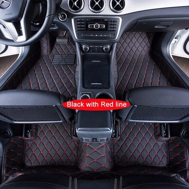 Coche tapetes para Volkswagen Bora Jetta MK4 alfombras ...