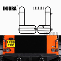INJORA 2 PCS TRX 4 Metall Rücklicht Abdeckung für 1/10 RC Crawler TRAXXAS TRX4 Shell Körper Teile|Teile & Zubehör|   -